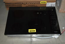 Whirlpool WCE55US0HB 30  Black Electric 4 Burner Cooktop NOB  30780 CLW