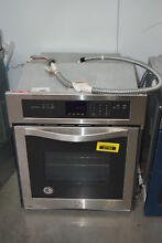 Whirlpool WOS51ES4ES 24  Stainless Single Electric Wall Oven NOB  30942 HRT