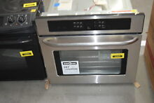 Frigidaire FFEW3025PS 30  Stainless Single Electric Wall Oven NOB  30976 MAD