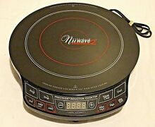 NUWAVE PRECISION INDUCTION COOKTOP 2 COUNTER TOP MODEL HEARTHWARE INC