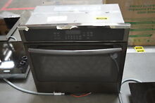 GE JT5000BLTS 30  Black Stainless Convection Single Wall Oven  30922 HRT