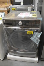 Kenmore Elite 41073 29  Metallic 5 2 cu ft  Front Load Steam  Washer  29527  CLW