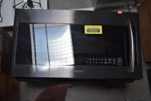 Samsung ME21K7010DG 30  Black Stainless Over The Range Microwave Hood  30631 CLW