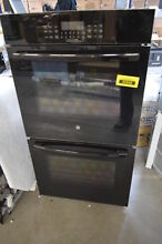 GE Profile PK7500DFBB 27  Black Double Electric Wall Oven Convection  31275 HRT