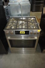 Bosch HGI8054UC 30  Stainless Slide In Gas Range NOB  31797 CLW