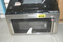 KitchenAid KMHC319ESS 30  Stainless Over The Range Microwave NOB  31826 CLW