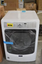 Maytag MGD5500FW 27  7 4 cuft White Front Load Steam Gas Dryer  31848 CLW