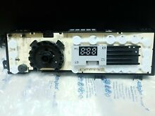 NEW GE WASHER FRONT CONTROL PANEL WE04X25572   WH12X23218 Washing Machine Part