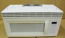 Frigidaire MWV150KW 900 W 1 5 Cu Ft  Over the Range Microwave White Pick Up Only