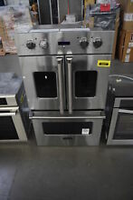 Viking VDOF730SS 30  Stainless Double Electric Wall Oven NOB  32075 HRT