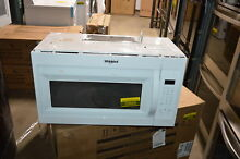 Whirlpool WMH31017FW 30  White Over The Range Microwave NOB  23920