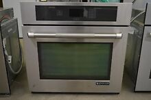 Jenn Air JJW2430WP 30  Stainless Single Electric Wall Oven NEW  01159