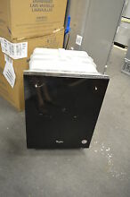 Whirlpool WDT720PADB 24  Black Fully Integrated Dishwasher NOB T 2  15271 T2 CLW