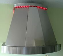 RANGE HOOD 42  STAINLESS STEEL  304 AND LED LIGHTS REMOTE CONTROL LED