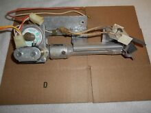 Frigidaire Dryer Gas Valve Assembly 131180700  used