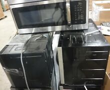 Lot of  6 Over The Range Microwave Whirlpools  Samsung  Frigidaire