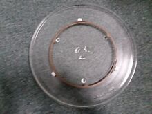 13  Glass Microwave Turntable Part   Wb49X10002 with Support Part   WB06X10139