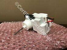 Brand New Genuine Frigidaire Refrigerator Evaporator Fan Motor Part 242077702