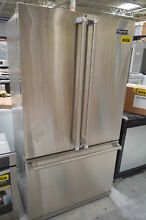 Viking RVRF3361SS 36  Stainless Counter Depth French Door Refrigerator 28720 HRT