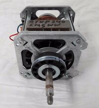 GE Laundry Center Combo Dryer Drive Motor  WE17M65