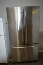 KitchenAid KRFC300ESS 30  Stainless French Dr Counter De Refrigerator  32651 HRT