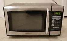 Emerson Microwave Oven Model MW8999SB   Black Chrome   1350W