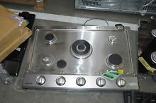 Samsung NA30K6550TS 30  Stainless 5 Burner Gas Cooktop NOB  32688 CLW