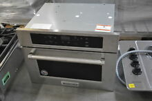 KitchenAid KMBS104ESS 24  Stainless Built In Microwave Oven NOB  32774 HRT