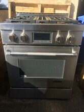 Jenn Air JGRP430WP 30  Pro Style Stainless Steel Freestanding Gas Range