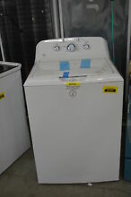 GE GTW330ASKWW 27  White Top Load Washer NOB  33004 HRT