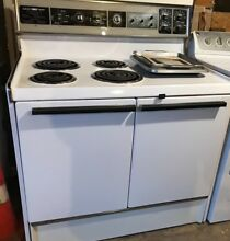 VINTAGE FRIGIDAIRE Custom Imperial Electric STOVE RANGE DOUBLE OVEN w  Manual