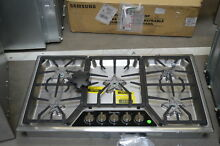 Thermador SGSX365FS 36  Stainless 5 Burner Gas Cooktop NOB  33127 HRT