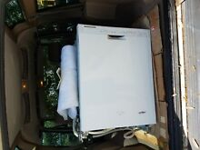 USED Whirlpool Dishwasher   Extended Warranty