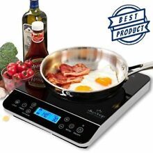 Duxtop LCD 1800 Watt Portable Induction Cooktop Countertop Burner New and Easy