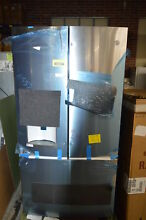 GE PFE28PSKSS 36  Stainless French Door Refrigerator NOB  33189 HRT