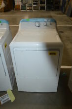 Hotpoint HTX24EASKWS 27  White Front Load Electric Dryer NOB  33192 HRT