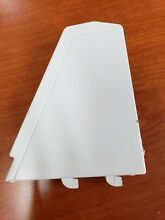 WHIRLPOOL WASHER DRYER END CAP  WHITE   LEFT   PART  8274434