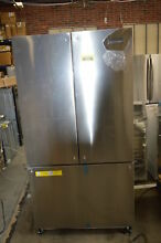 Viking RVRF3361SS 36  Stainless French Door Refrigerator NOB  33234 HRT