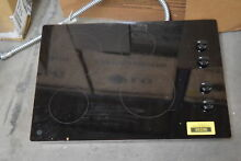 Whirlpool WCE55US0HB 30  Black Electric Cooktop NOB  33331 HRT