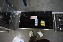 Frigidaire FFEC3624PS 36  Stainless Electric Cooktop NOB  33390 HRT
