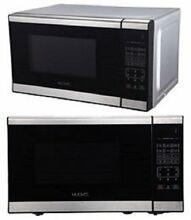 Muave  Compact  Home Microwave Oven 0 7 Cu  Ft  120v Stainless Boat or Home