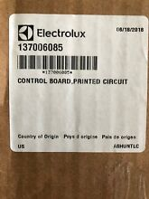 Frigidaire Front Load Washer Electronic Control Board   Part   137006085