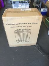 Extremepower Portable Mini Washer Dryer New Sealed Dorm   RV