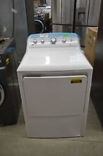 GE GTD45EASJWS 27  White Front Load Electric Dryer NOB  33786 CLW