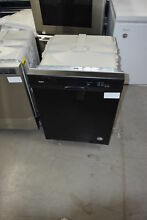 Whirlpool WDF330PAHB 24  Black Full Console Dishwasher NOB  33817 CLW