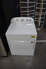 Whirlpool WED5000DW 29  White Front Load Electric Dryer NOB  33832 WLK
