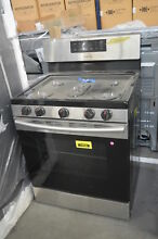 Samsung NX58K3310SS 30  Stainless Freestanding Gas Range USED  33371 HRT