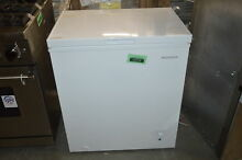 Insignia NSCZ50WH6 29  White 5 cu  ft  Chest Freezer NOB  32682 HRT
