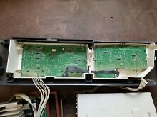 Kenmore Washing Machine Control Panel Interface and all boards 110 45966400