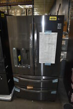 LG LMXS27626D 36  Black Stainless French Door Refrigerator NOB  34031 HRT
